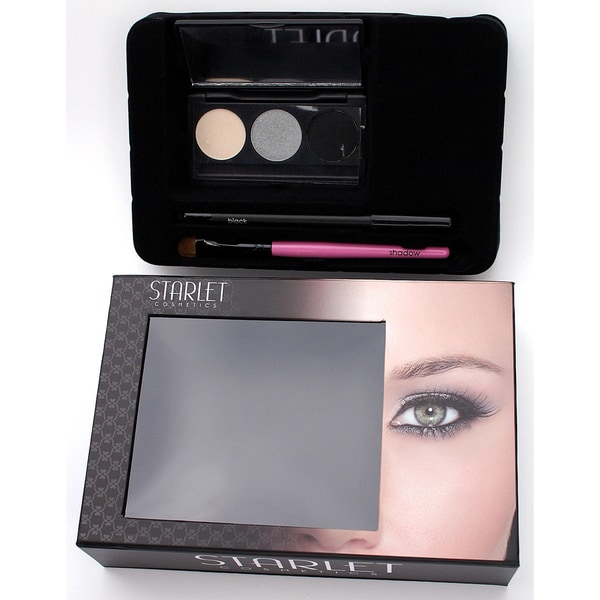 Starlet Cosmetics Smokey Eye Collection
