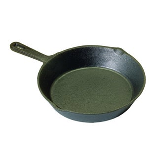 Texsport Pre-seasoned Cast Iron Skillet
