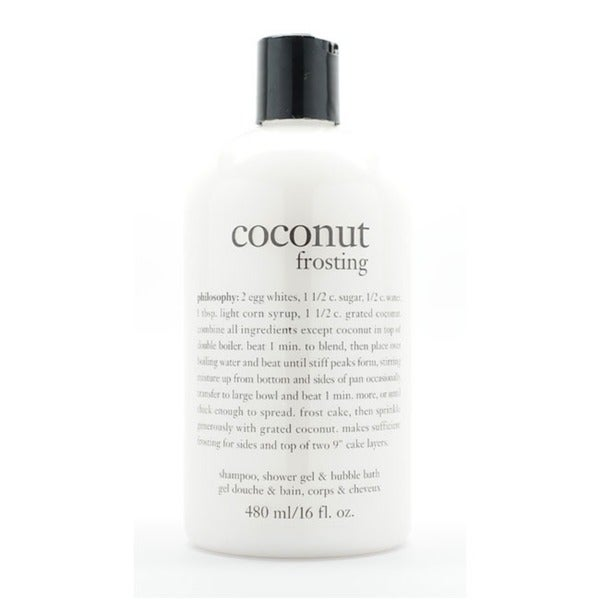 Philosophy Coconut Frosting 16-ounce Shower Gel