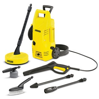 K2 26 1600 PSI Electric Pressure Washer