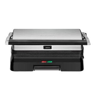 Cuisinart GR-11 Griddler 3-in-1 Grill and Panini Press