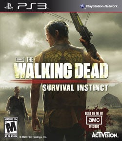 PS3 - The Walking Dead: Survival Instinct