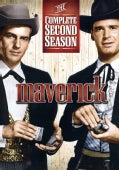 Maverick: The Complete Second Season (DVD)