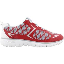 Women's Propet Travelsport Red/Silver