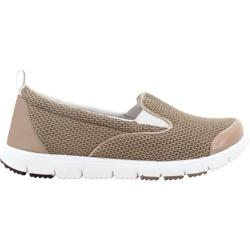 Women's Propet Travelwalker Lo Pro Taupe