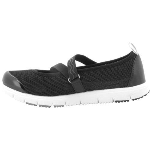 Women's Propet Travelwalker Mary Jane Black