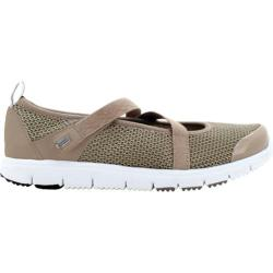 Women's Propet Travelwalker Mary Jane Taupe