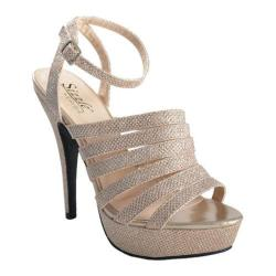 Women's Sizzle Sandra Nude Synthetic