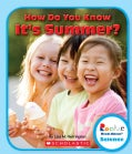 How Do You Know It's Summer? (Paperback)