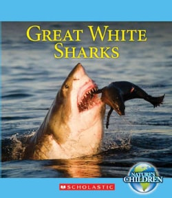 Great White Sharks (Hardcover)