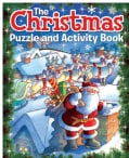 The Christmas Puzzle and Activity Book (Paperback)