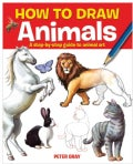 How to Draw Animals (Paperback)