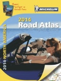 Michelin 2014 Road Atlas North America: USA, Canada, Mexico (Spiral bound)