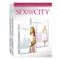 Sex And The City: Seasons 3-4 (DVD)