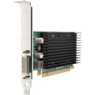 HP Quadro 300 Graphic Card - 512 MB DDR3 SDRAM - PCI Express x16