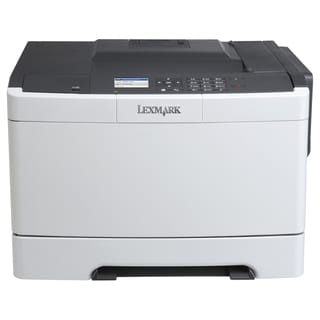 Lexmark CS410DN Laser Printer - Color - 2400 x 600 dpi Print - Plain