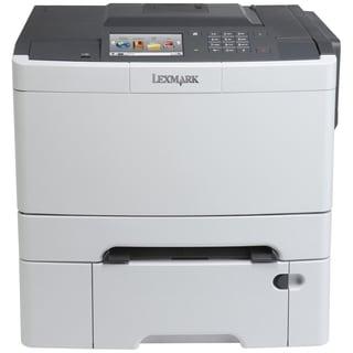 Lexmark CS510DTE Laser Printer - Color - 2400 x 600 dpi Print - Plain
