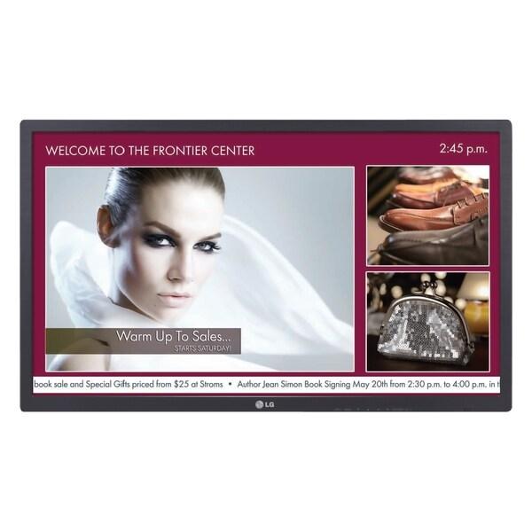 "LG 32WL30MS-B 32"" Edge LED LCD Monitor - 16:9 - 25 ms"