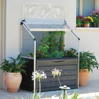 Palram Plant Inn Compact Garden Greenhouse