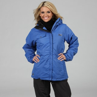 Zonal Women's 'Edge' Skydiver Snowboarding Jacket
