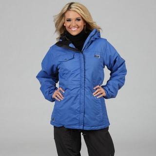Zonal Women's 'Edge' Skydiver Snowboarding Jacket