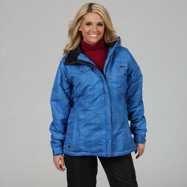 Zonal Women's 'Tavern' Skydiver Snowboarding Jacket