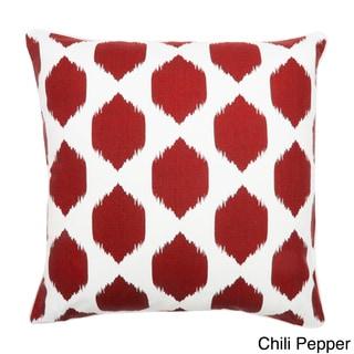 Isabella Ikat 20x20-inch Pillow