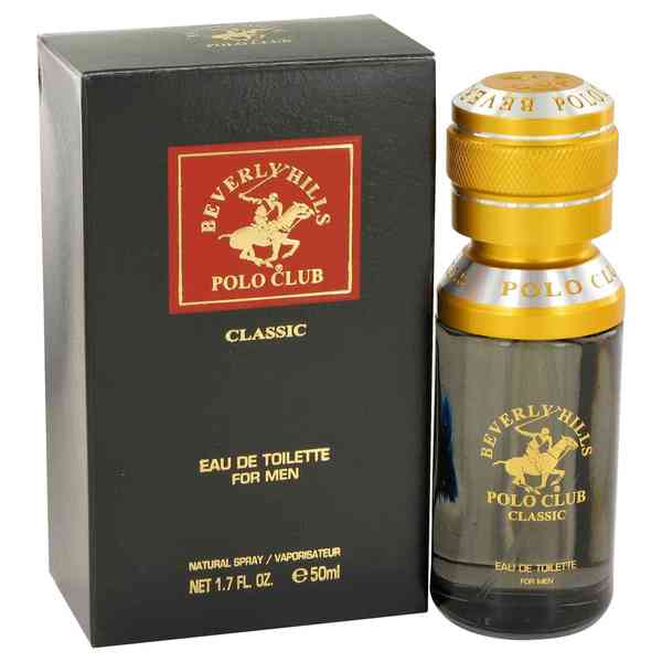 Beverly Hills Polo Club Classic Men's 1.7-ounce Eau de Toilette Spray