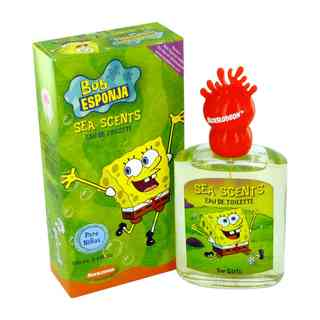 Nickelodeon 'Spongebob Squarepants' Women's 3.4-ounce Eau de Toilette Spray