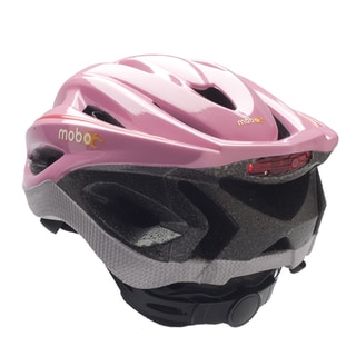 The Mobo Pink 360 Degrees LED Light Helmet (L/XL)