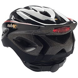 The Mobo Black 360 Degrees LED Light Helmet (S/M)