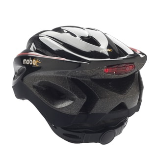 The Mobo Black 360 Degrees LED Light Helmet (L/XL)