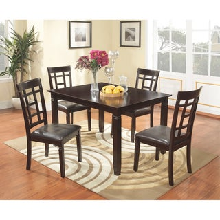 Tina 5-piece Dining Set