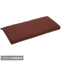 Blazing Needles Outdoor Bench Cushion