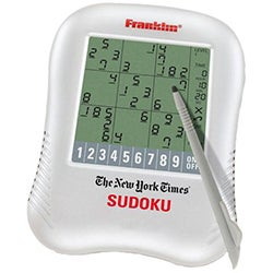 Franklin New York Times Sudoku Game NYT-320SDU