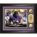 Baltimore Ravens Ray Lewis 'Career' Gold Coin Photo Mint