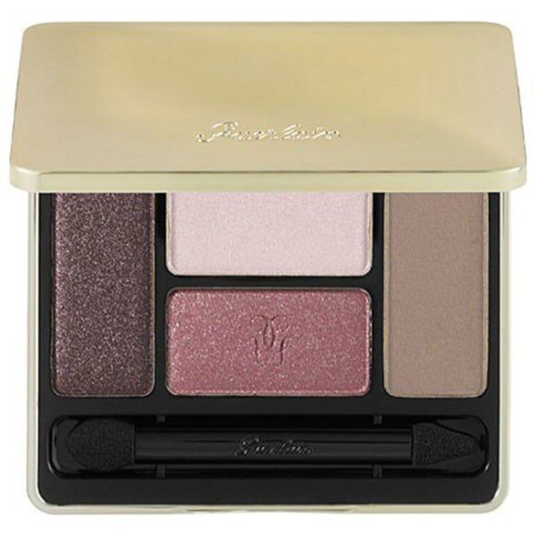 Guerlain Les Bois de Rose 4-color Long Lasting Eyeshadow Set