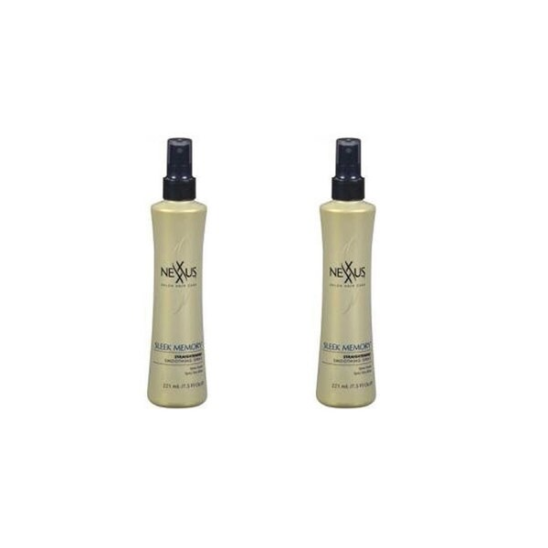 Nexxus Sleek Memory Straightening Smoothing Hair Spray (Set of 2)