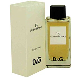 Dolce & Gabbana La Temperance 14 Women's 3.3-ounce Eau de Toilette Spray