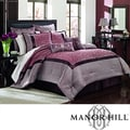 Manor Hill Sutton 8-piece Bed in a Bag with Sheet Set