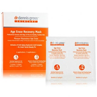 Dr. Dennis Gross Skincare Age Erase 6-application Recovery Mask