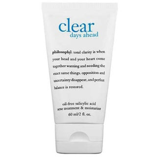 Philosophy Clear Days Ahead Oil-free Acne Treatment