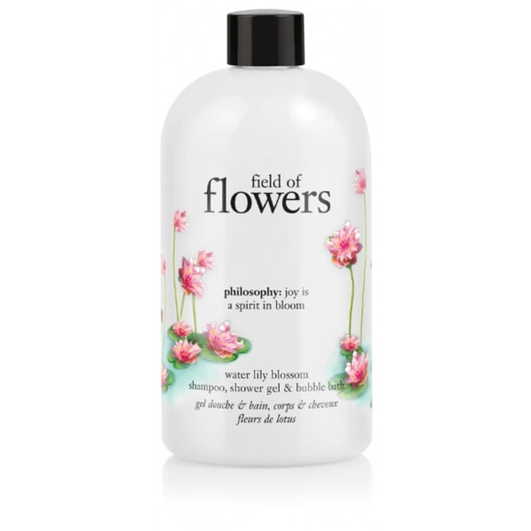 Philosophy Field of Flowers Water Lily Blossom 16-ounce Shower Gel