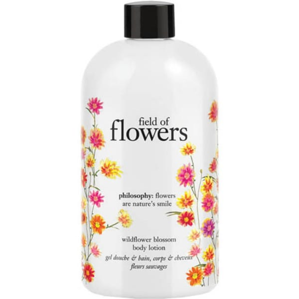 Philosophy Field of Flowers Wildflower Blossom 16-ounce Body Lotion