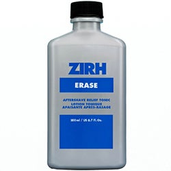 Zirh Erase Aftershave Relief Tonic Lotion