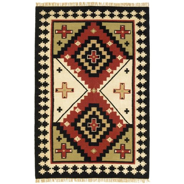 Hand Woven Sancho Flat Weave (9' x 12')
