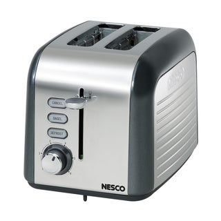 Nesco T1000-13 Black 2-slice Toaster