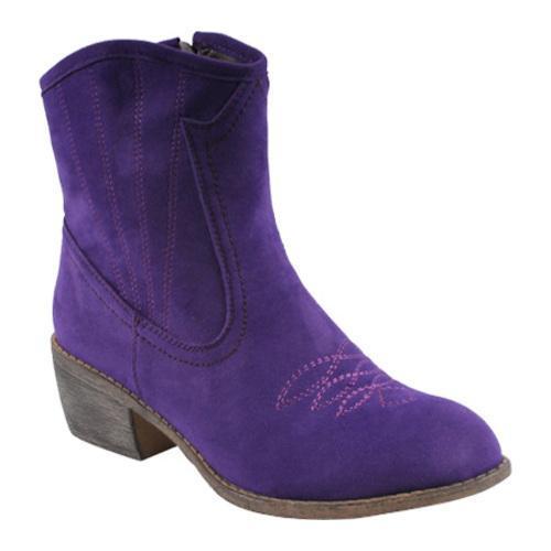 Women's L & C Calico-2-Sm Purple