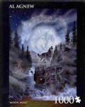 Moon Wolf: 1,000 Pieces (General merchandise)