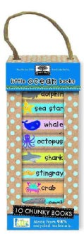 Little Ocean Books (Board book)